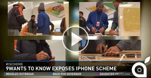 """In USA la """"truffa dei senza tetto"""" per acquistare gli iPhone [Video]"""