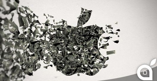 ispazio -apple. soldi