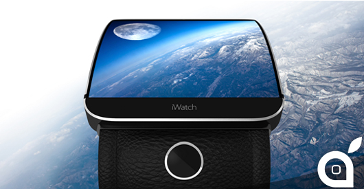 Nuove informazioni su iWatch: schermo curvo, ricarica wireless e NFC