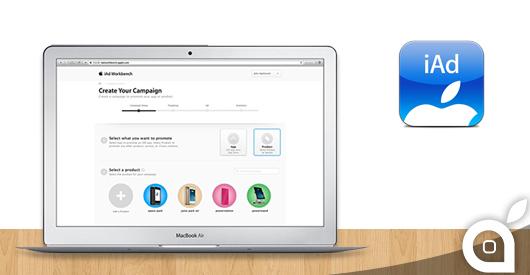 Addio iAd: Apple chiuderà il servizio pubblicitario il 1 Luglio