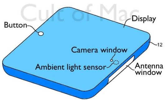 patent iwatch