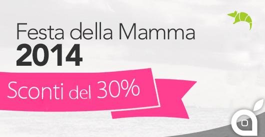Proporta sconta TUTTO del 30% per la festa della mamma! Turbocharger, custodie ed altro a prezzi incredibili!