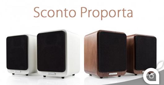 Speakers Professionali Ruark MR1 Active Bluetooth solo su Proporta con sconto del 15% e cavo Lightning omaggio