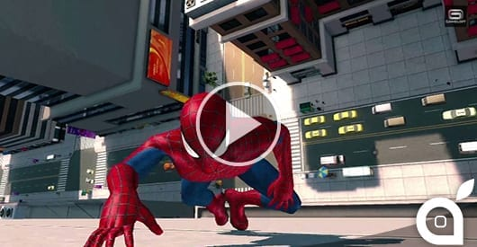 "Gameloft svela il gioco ufficiale di ""The Amazing Spiderman 2"" [Video]"