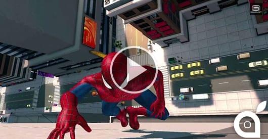 """Gameloft svela il gioco ufficiale di """"The Amazing Spiderman 2"""" [Video]  iSpazio"""