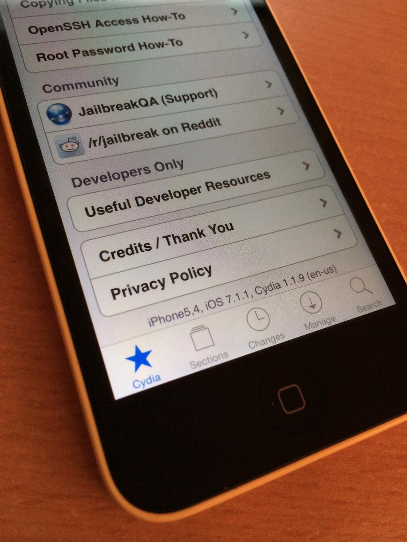 Il rilascio del Jailbreak di iOS 7.1.1 è vicinissimo!