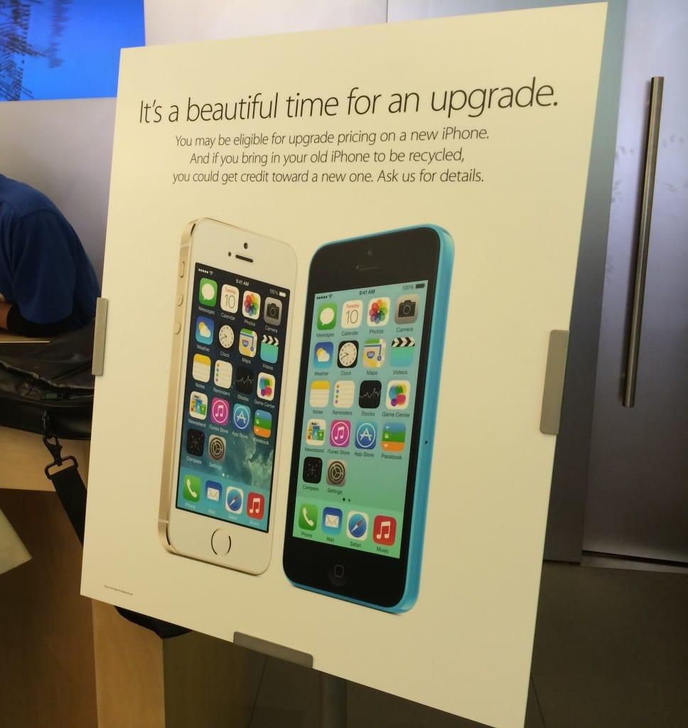 Sostituzione iphone in garanzia