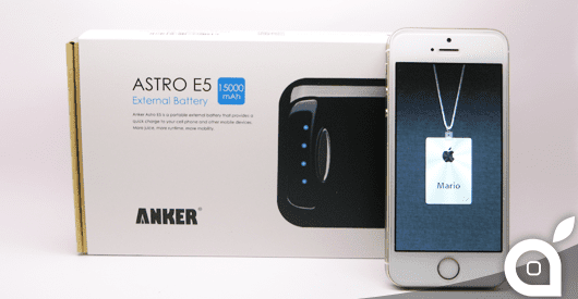 iSpazio-MR-Anker Astro E5-home