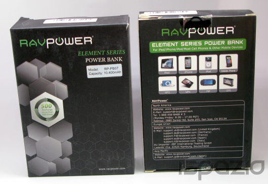 iSpazio-MR-RAVPower 10400-0