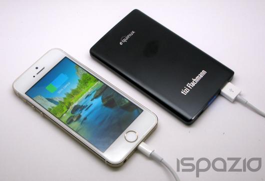 iSpazio sconta tizi Flachmann: batteria slim per iPhone, per tutti i giorni – La Recensione di iSpazio