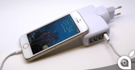 iSpazio-MR-dodocool charger USB-home