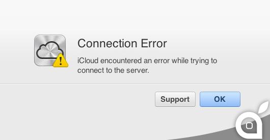 iCloud e tutti i servizi annessi risultano Down in alcuni Paesi