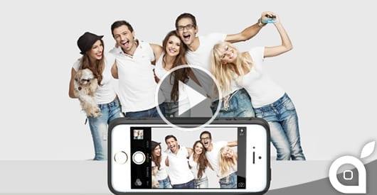 Amate gli autoscatti? iLuv Selfy è la custodia che fa per voi [Video]