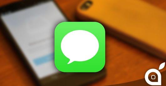 Apple risolverà il bug di iMessage attraverso un aggiornamento software