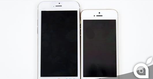 Ecco come verrà visualizzato iOS 8 sul nuovo iPhone 6 da 4,7 pollici [Video]