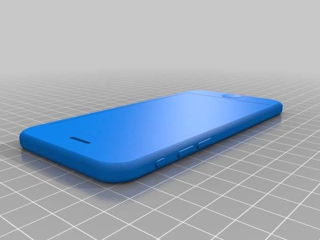 Ecco l'iPhone 6 da stampare con una stampante 3D
