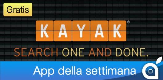 """Apple rende gratuita """"Kayak Pro"""" per 7 giorni con l'App della Settimana. Approfittatene!"""