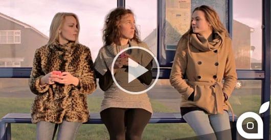 Look Up: commovente campagna di sensibilizzazione alla vita reale [Video]
