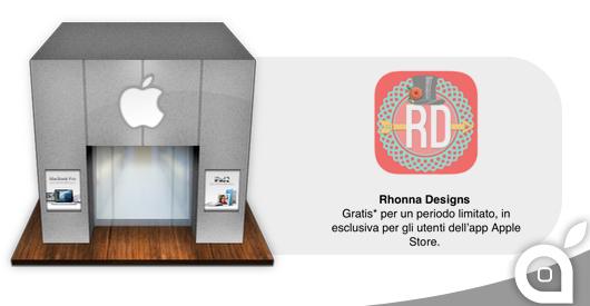 rhonna-apple-store