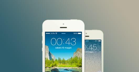 #WallpaperSelection #13: Scarica Gratis i nuovi Sfondi di iSpazio per il tuo iPhone ed iPad [DOWNLOAD]