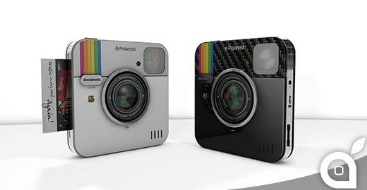 Socialmatic: Fotocamera da 14MP, stampante polaroid e photo network, finalmente in dirittura d'arrivo! [Video]