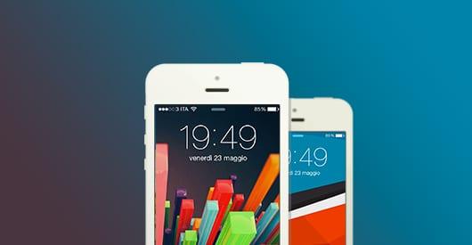 #WallpaperSelection #17: Scarica Gratis i nuovi Sfondi di iSpazio per il tuo iPhone ed iPad [DOWNLOAD]