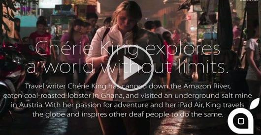 """Apple lancia due nuovi spot della campagna """"Your Verse"""" enfatizzando l'uso di iPad nel viaggio e nella musica [Video]"""