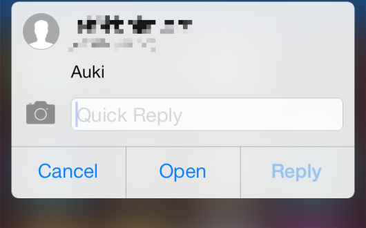 Auki-Quick-reply
