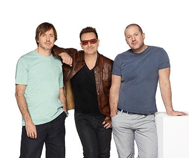 Jonathan Ive e Bono degli U2 discuteranno della loro partnership con (RED) al Cannes Lions Festival