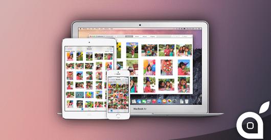 Aperture e iPhoto verranno sostituite dalla nuova applicazione Foto di Yosemite