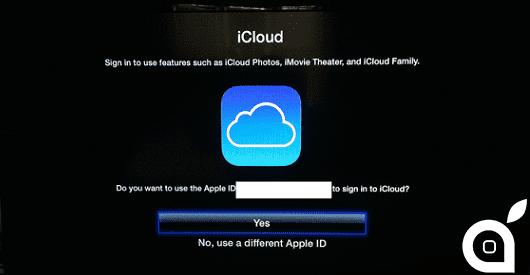 La funzione iCloud Family Sharing sarà disponibile anche per Apple TV