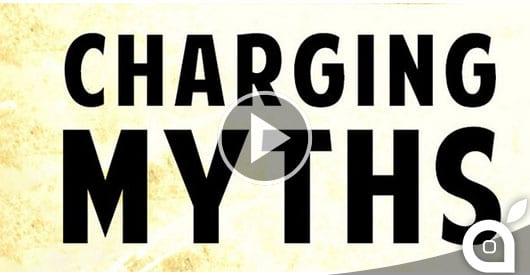 5 falsi miti sulla ricarica della batteria [Video]