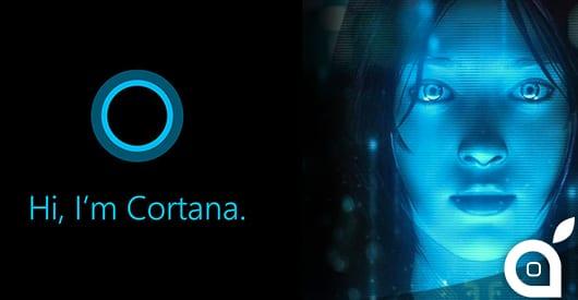 Cortana, l'assistente vocale rivale di Siri, potrebbe arrivare anche su iPhone