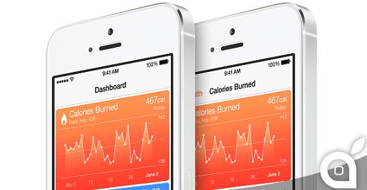 iOS 8 beta 3 mostra i miglioramenti di Health