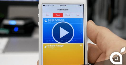 Health: la nuova app firmata Apple per la salute ed il benessere [Video]