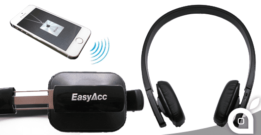iSpazio-MR-EasyAcc cuffie bluetooth-home