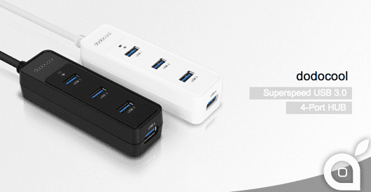 iSpazio-MR-dodocool hub USB 3
