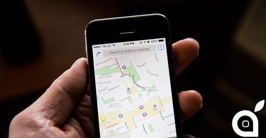 iOS 8 abilita la localizzazione in-door attraverso il processore M7