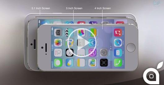 iPhone 6: un realistico concept in 4k applica i rumor finora ascoltati [Video]