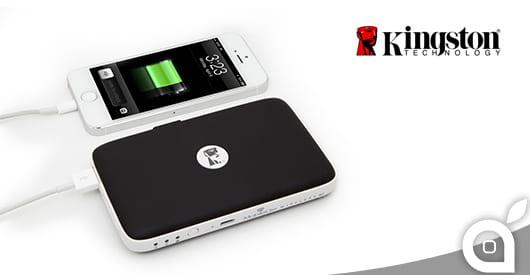 Arriva il MobileLite Wireless di seconda generazione firmato Kingston