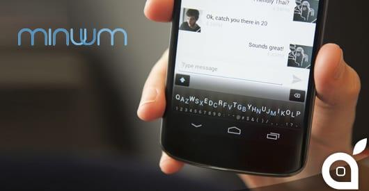 Grazie ad iOS 8 anche la tastiera Minuum arriverà su iPhone [Video]