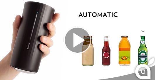 Vessyl, il bicchiere intelligente che riconosce e traccia i nostri Drink [Video]