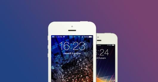 #WallpaperSelection #19: Scarica Gratis i nuovi Sfondi di iSpazio per il tuo iPhone ed iPad [DOWNLOAD]