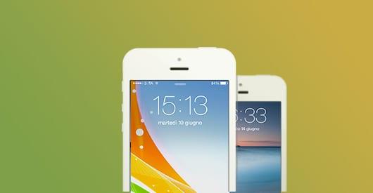 #WallpaperSelection #21: Scarica Gratis i nuovi Sfondi di iSpazio per il tuo iPhone ed iPad [DOWNLOAD]