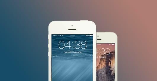 #WallpaperSelection #18: Scarica Gratis lo Sfondo di iOS 8 e di OS X per il tuo iPhone ed iPad [DOWNLOAD]