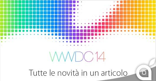 Tutto quello che c'è da sapere su iOS 8 ed OS X Yosemite nel RIASSUNTO DEFINITIVO della WWDC 2014 di iSpazio