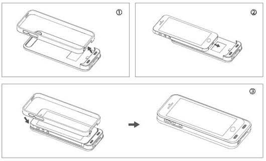 iSpazio-MR-Anker Battery Case-installazione