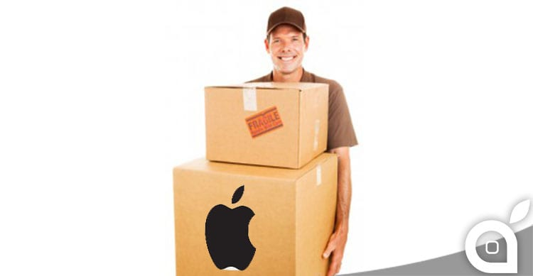 Apple delivery