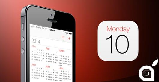Calendar-bug