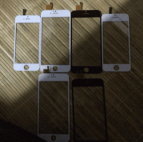Front-panel-of-the-Apple-iPhone-6-leaks